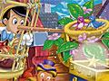 Пиноккио: 10 различий