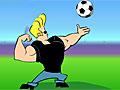 Футбольный чемпион Джонни Браво