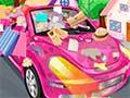 Время розовой автомойки