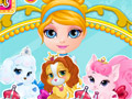 Малышка Барби: конкурс красоты домашних животных