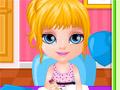 Малышка Барби: домашнее задание