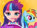 Малышка Барби: маленький пони