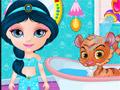 Малышка Барби: мой дворец с животными