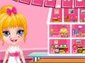 Малышка Барби: кукольный дом