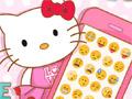 Розовый айфон Хелло Китти