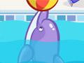 Развлечения дельфина