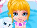 Малышка Барби: атака ветряной оспы