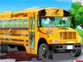 Моем школьный автобус