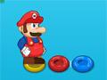Прыжки супер Марио на пруду