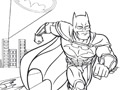 Особенности раскраски Бэтмена