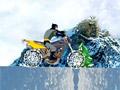 Зимняя езда Бэтмена