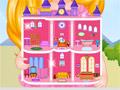 Малышка Барби: кукольный дом принцессы