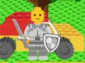 Создание робота Лего