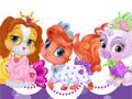 Малышка Барби: пижамная вечеринка во дворце