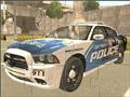 Пазл Полицейский автомобиль Додж
