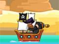 Взрыв пиратов