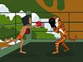 Бокс: Маугли против Шерхана