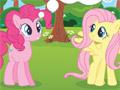 Вечеринка-сюрприз для маленьких пони
