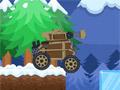 Приключения зимнего танка