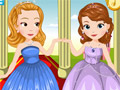 София и Эмбер - цветочные девочки
