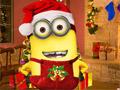 Миньон на рождественском балу
