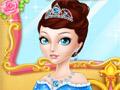 Принцесса в спа-салоне