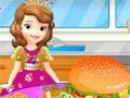 Кулинарный урок принцессы Софии