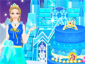 Приготовления к свадьбе принцессы льда