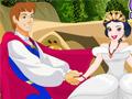 Белоснежка готовится к свадьбе