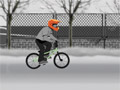 Зимний проффесиональный велосипед