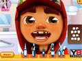 Сабвей Серфер: визит к стоматологу