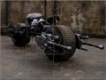 Пазл Мотоцикл Бэтмена