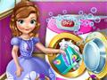 День стирки с принцессой Софией