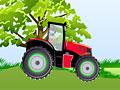 Бакуган: Поездка на тракторе