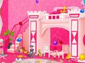Уборка комнаты принцессы