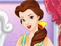 Королевский макияж принцессы Белль