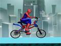 Беда Человека-паука на велосипеде