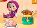 Кулинарный урок Маши