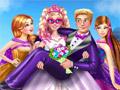 Свадебное платье для Супер Барби