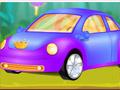 Моем машину принцессы