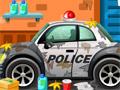 Моем полицейский автомобиль