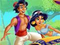 Арабская любовь Жасмин и Аладдина