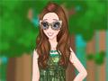 Девушка Тарзана - современная модница