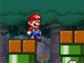 Супер Марио освобождает персик