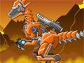 Игрушечные войны хищных роботов