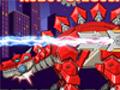 Игрушечные войны: робот стегозавр
