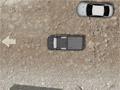 Замедленная парковка пикапа