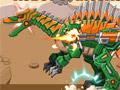 Робот Спинозавр