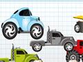 Подсчет милых автомобилей