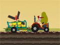 Улов трактора Кубота
